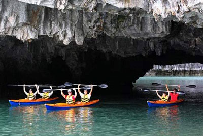 Halong Bay Tour (Full Day)